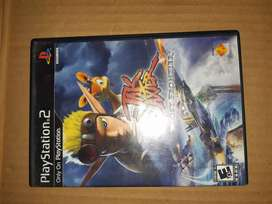 Juego ps2: JAK AND DAXTER THE LOST FRONTIER
