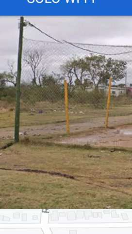 Vendo terreno grande (asfalto)