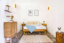 Habitaciones privadas y compartidas en una hermosa ubicación