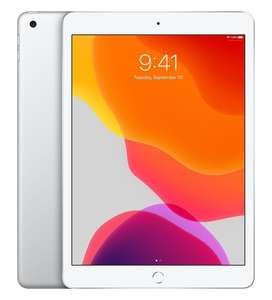 iPad 7tha generación silver 128GB . En caja totalmente nuevo . Garantía en Apple por 1 año .