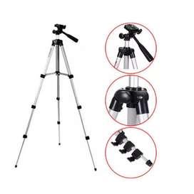 Trípode Soporte Para Celular-cámara 1,61 cm + Soporte para celular