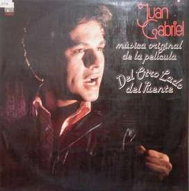 JUAN GABRIEL, Del Otro Lado Del Puente, LP 1979