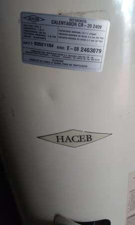 Venta de calentador de agua hace