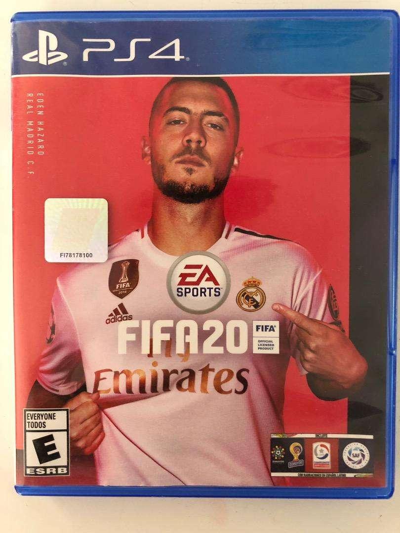 Fifa 20 para PS4 (físico) 0