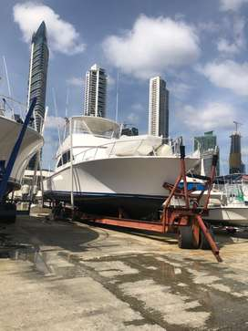 Vendo viking 48 convertible