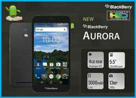 BLACKBERRY AURORA 4GB RAM SNAPDRAGON 425 13MPx HED GADGETS PRO