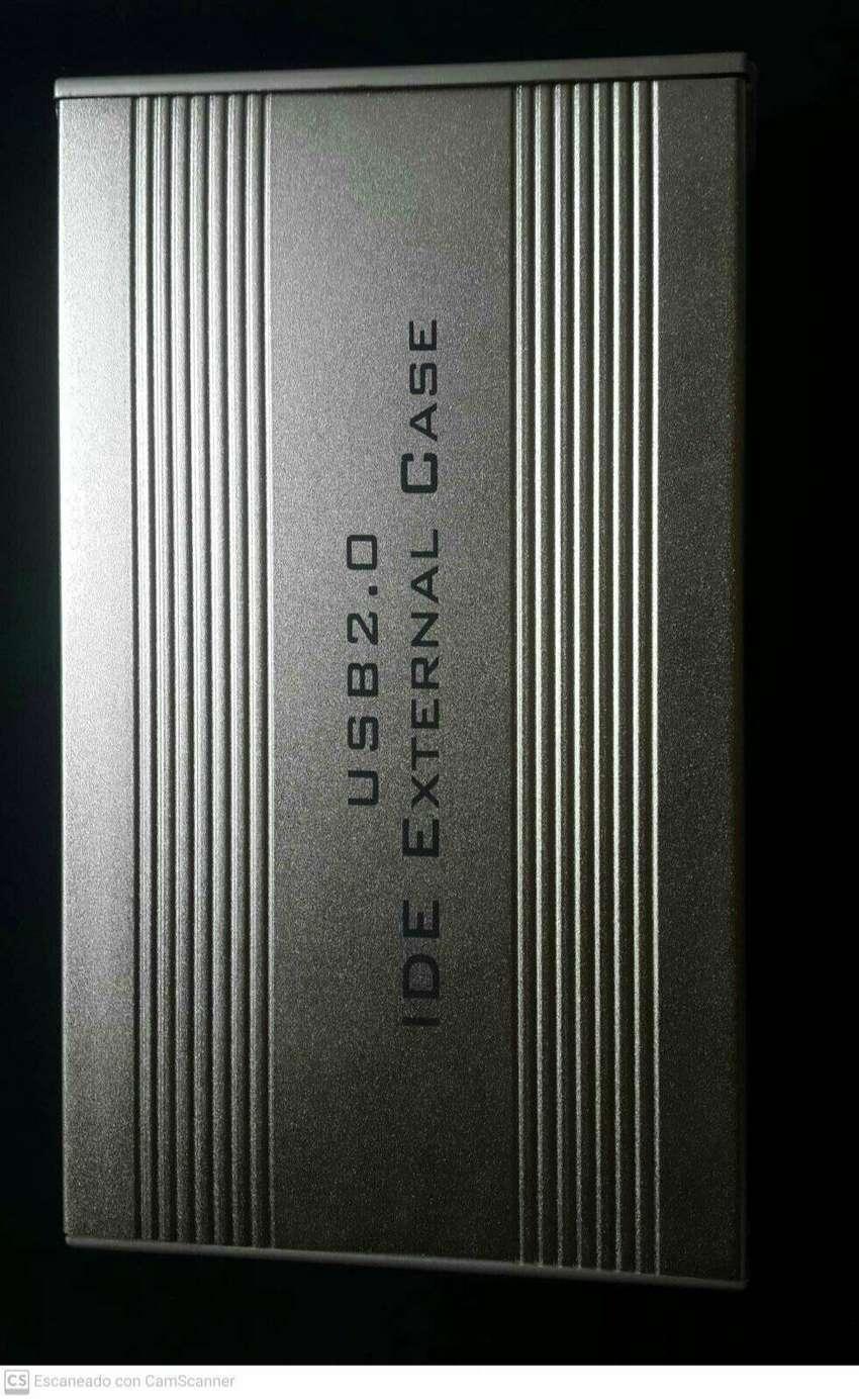 Disco Duro Externo USB De 160 GB