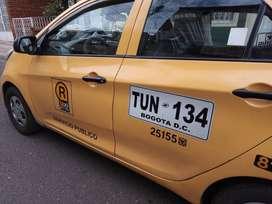 vendo o permuto taxi por vivienda en Bogotá o fuera de la Ciudad