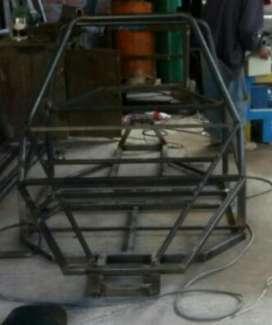 Se vende buggy de dos Plazas por terminar para proyecto.