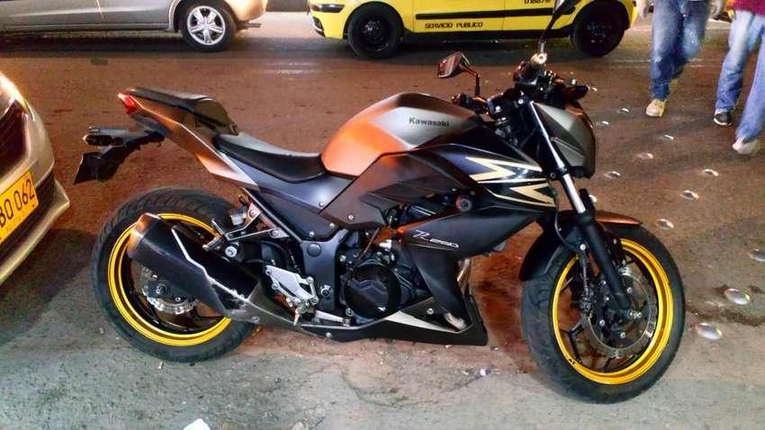 Kawasaki z250 Mod 2016 0