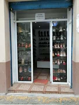 Venta de local de calzado