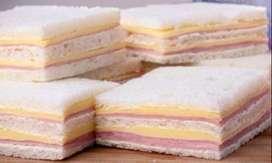 buscamos personal Femenino para Elaboracion de Sandwiches de