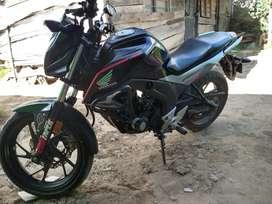 Moto Cb 160f