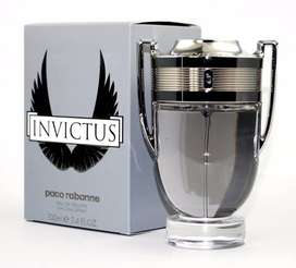 Perfume Invictus Paco Rabanne Hombre 100ml