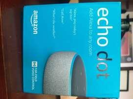 Alexa Amazon Echo Dot 3ra Generacion