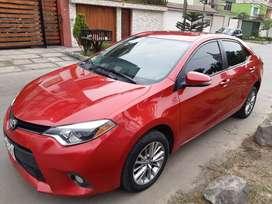 Toyota Corolla 2015 full Equipado