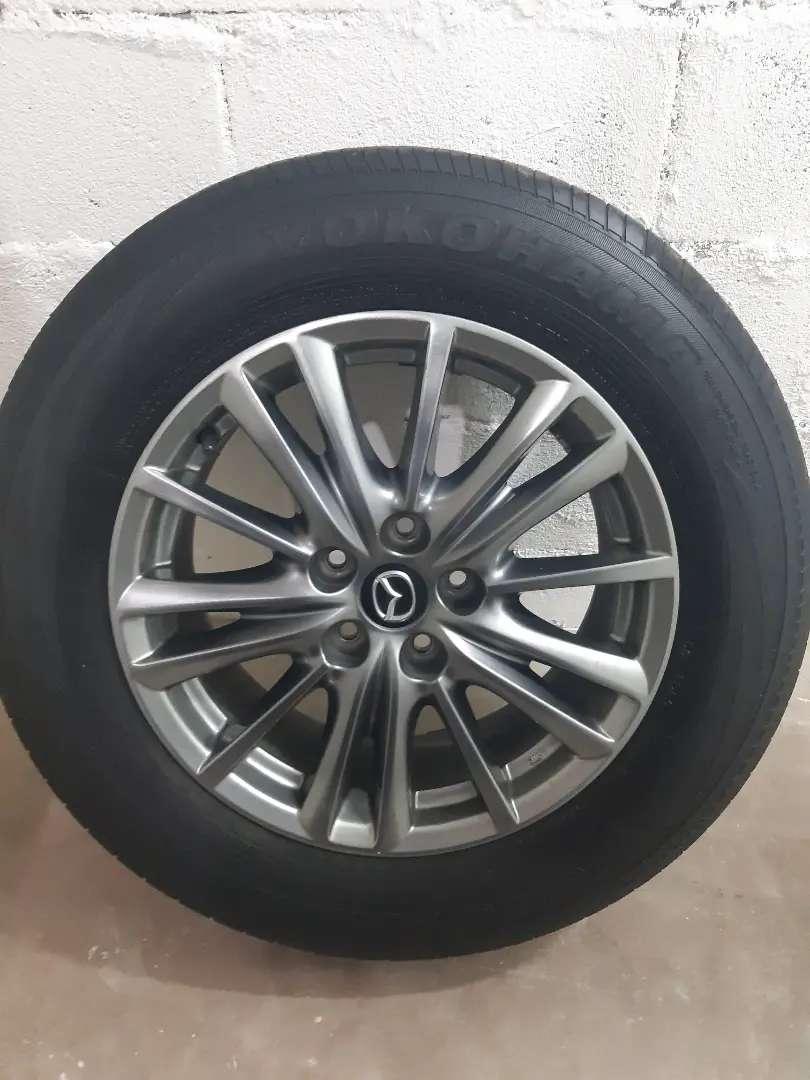 Rin 17 y Llantas para Mazda CX5 0