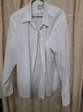 Camisa Blanca Usada