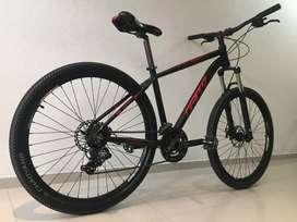 Bicicleta GW Todoterreno (Mtb) con Papeles. Whatsapp: 320. 853. 28. 11