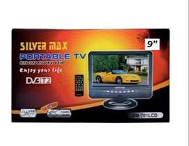 Televisor Portátil Con Tdt 9 Pulgadas Silvermax CC Monterrey local sótano 5