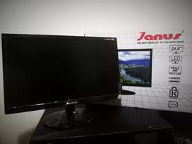 "Monitor Janus 21.5"" LED 75HZ 5MS"