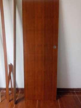 Puerta/laminada