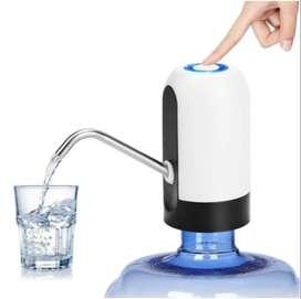 Bomba De Agua Electrica Portatil Botella 2 A 5 Galones
