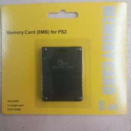 Memory Card PS 2