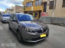 Renault Logan  4.300km de oportunidad!