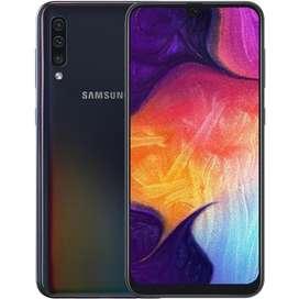 Samsung A50 64gb 4gb Ram Negro Oferta