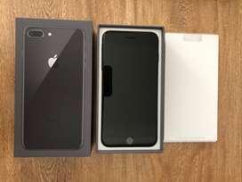 iPhone 8 Plus Gris Espacial - Dorado - 64 GB