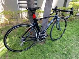 Se vende bicicleta kestrel