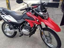 se vende moto suzuki Dr 150 como nueva