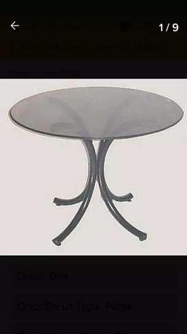 Vendo mesa de cocina redonda