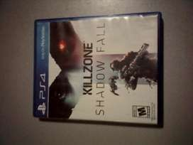 Juego ps4 KILLZONE shadow fall usado impecable estado