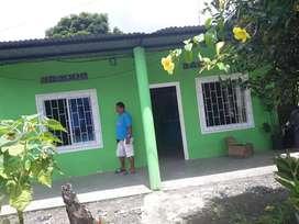 Casa en arriendo 4 habitaciones 2 baños patio grande