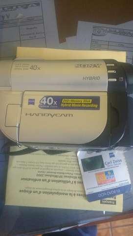 Camara de Video Digitsl Sony