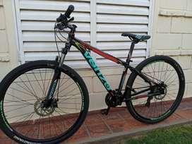 Bicicleta Venzo Skyline evo