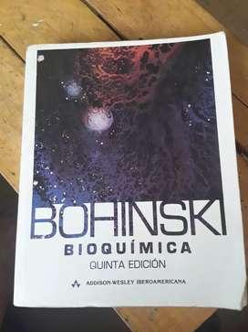 Bioquímica bohinski editorial pearson quinta edición