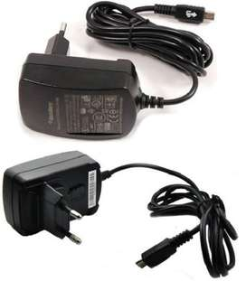 Cargador Viajero De Pared V3 Mini Usb 5 Pines Blackberry