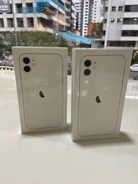 Iphone 11 Nuevo sellado de 128 GB.