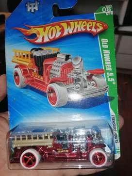 Vendo carros de colección hot wheels