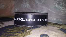 Cinturón GOLDS GYM