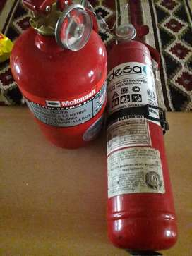 Vendo Extintores nuevitos