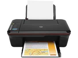 IMPRESORA HP DESKJET 3050 que copia, escanea e imprime