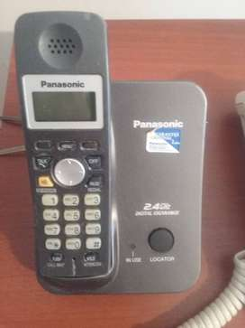 Telefono inalámbrico /pared     $ 1000