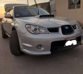 Se vende Subaru Impreza (look STI) Completo
