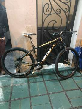 Bicicleta de montaña Venzo