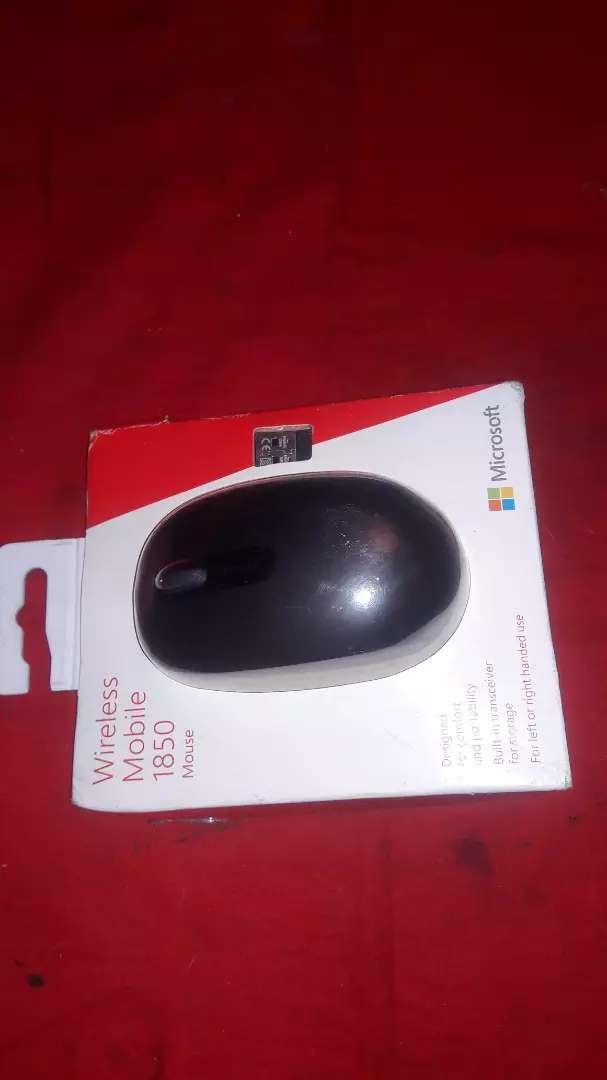 Mouse Microsoft Wireless