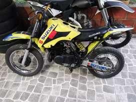 Suzuki JR 80